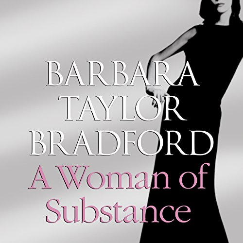 A Woman of Substance audiobook cover art