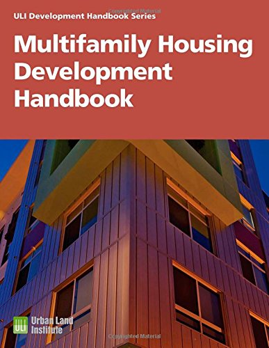 Compare Textbook Prices for Multifamily Housing Development Handbook Development Handbook series  ISBN 9780874208696 by Schmitz, Adrienne