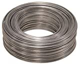 The Hillman Group 123106 Steel, 20 Gauge Galvanized Hobby Wire, 20 x 175'