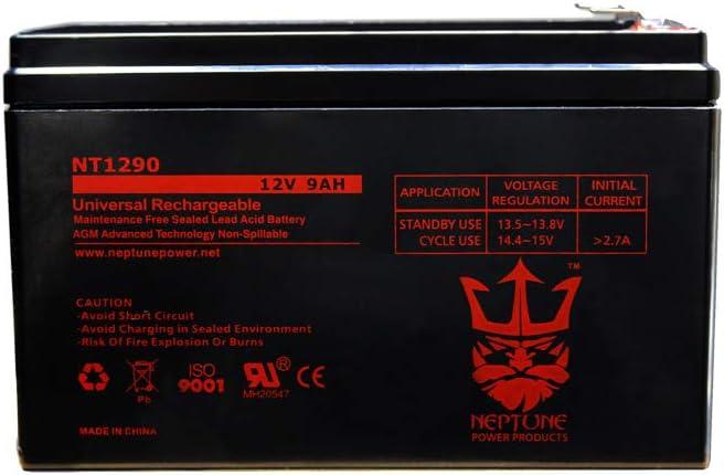 CSB HR1234WF2-12 Volt Super-cheap 9 Amp Hour Watts Sale L 34 Replacement Sealed
