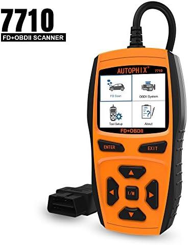 AUTOPHIX om127 jobd Code Reader Check for Toyota Scanner obd2 Engine System