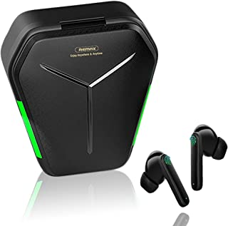 Gaming Wireless Earbuds, Uplayteck In-ear Headphone Bluetooth, Game & Music Mode, CVC 8.0 Noise Cancelling, 60ms Low-Laten...
