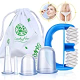 Roller Minceur Ventouse Anti Cellulite 5pc Luckyfine-Corp