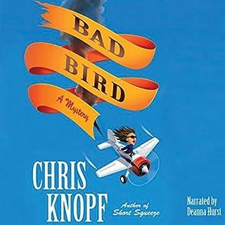 Bad Bird audiobook cover art