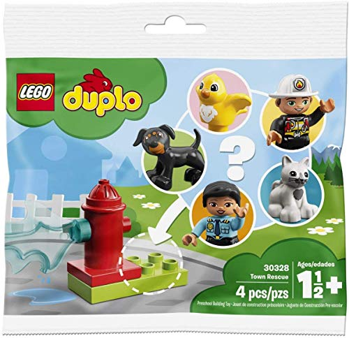 LEGO Duplo 30328- 'Town Rescue Mystery Poly Bag