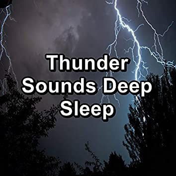 Thunder Sounds Deep Sleep