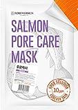 Salmon DNA maschera facciale, 10fogli Dr, lenti per tutti i tipi di pelle, professionale...