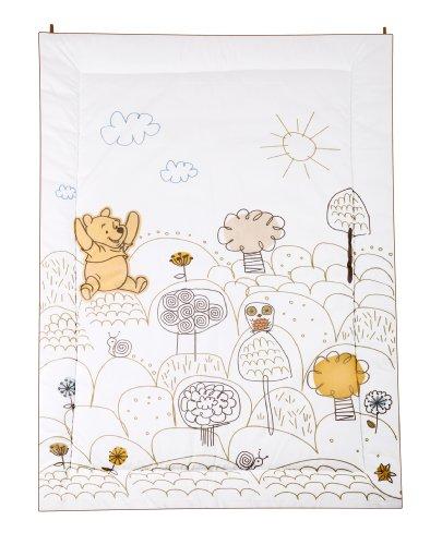 Julius Zöllner 9500011050 Tapis d'éveil Sunny World 95 x 135 cm