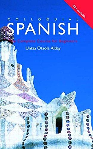 Colloquial Spanish (Colloquial Series)