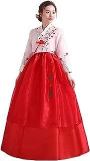 Ez-sofei Women's/Girls Korean Traditional Formal Hanbok Dress Cosplay Costume