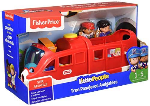 Little People Vehículos Grandes, Tren