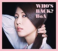 WHO'S BACK? (CD+DVD)
