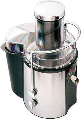 Koolatron KMJ-01 Total Chef Jucin' Power Juicer, Stainless Steel
