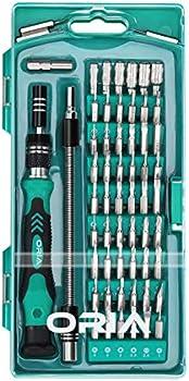 ORIA 60-in-1 Precision Screwdriver Kit