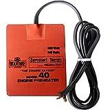 Zerostart 3400094 Silicone Pad Heater Engine Oil, Transmission Fluid, Reservoir and Hydraulic Fluid Heater, 5' x 7'   240 Volts   500 Watts