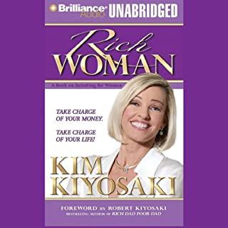 Rich Woman audiobook cover art