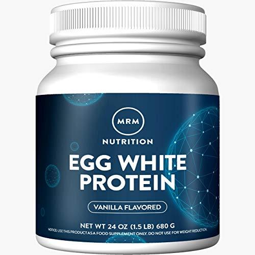 La proteína de huevo natural, chocolate, 24 de oz (680 g) - MRM