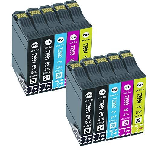 Caidi 29XL - Cartucho de tinta compatible con 29XL para Expression Home XP-235 XP-245 XP-247 XP-330 XP-332 XP-335 XP-342 XP-345 XP-430 XP-432 XP-435
