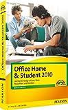 Office Home & Student 2010 - zweifarbig, Schritt-für -Schritt: leichter Einstieg in Excel, Word, PowerPoint und One Note (Office Einzeltitel)