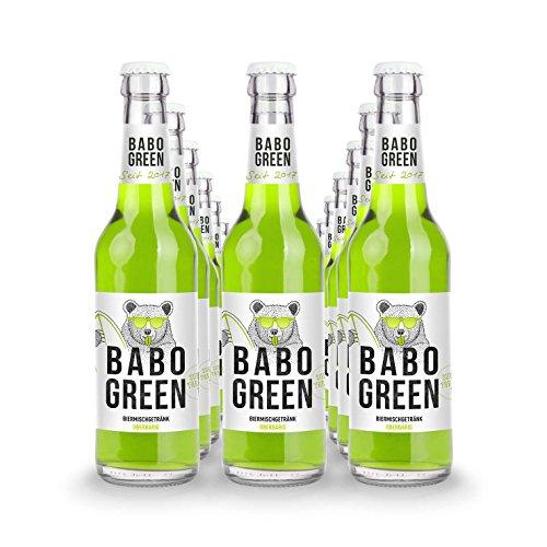 BABO green Biermix 18 x 0,33 L