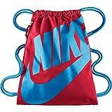 Nike Heritage Gymsack - Bolsa, color Rojo / Blanco (University Red/Photob/Photob), talla Única (43...