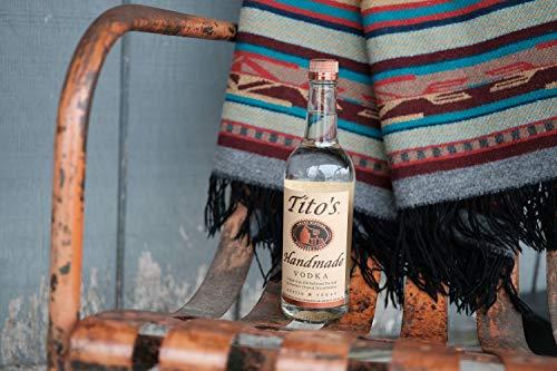 Tito´s Handmade Vodka 40% vol., 6-fach destilierter Wodka aus 100% Mais, Vodkamarke Nr. 1 in den USA (1 x 0.7 l) - 8