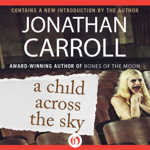 A Child Across the Sky audiobook cover art