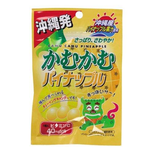 オキコ かむかむパイナップル 30g
