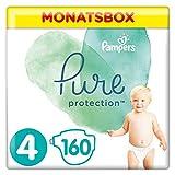 Pampers Pure Protection Lot de 160 pics 9-14 kg