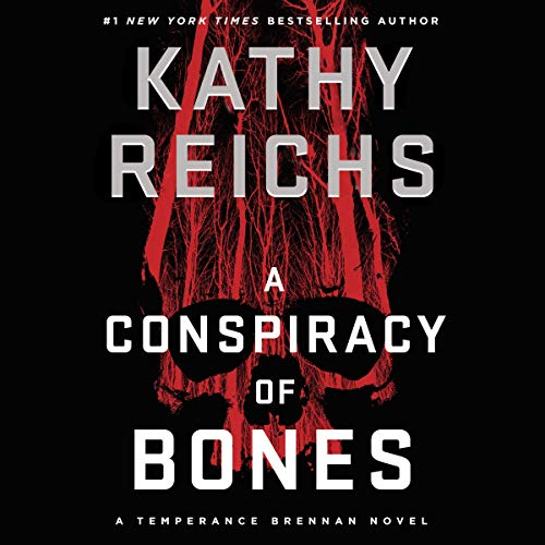A Conspiracy of Bones cover art