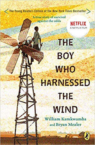[By William Kamkwamba ] The Boy Who Harnessed the Wind (paperback) (by William Kamkwamba) (Author) (paperback)