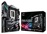 ASUS ROG STRIX X399-E GAMING AMD Ryzen Threadripper TR4 DDR4 M.2 U.2 X399 EATX HEDT Motherboard with onboard 802.11AC WiFi, USB 3.1 Gen2, and AURA Sync RGB Lighting