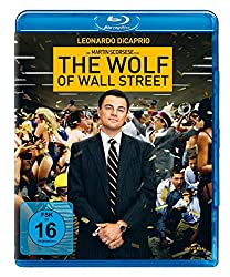 The Wolf of Wall Street auf Blu-ray