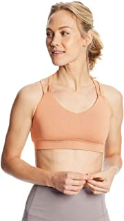 C9 Champion Women's Medium Support Compression Strappy Back Cami Bra