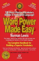 Word Power Made Easy by Norman Lewis Latest Edition ( Best English Speaking & Grammar Learning Book)