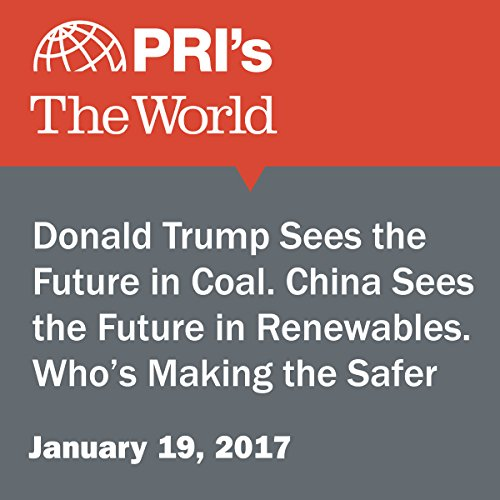 Donald Trump Sees the Future in Coal. China Sees the Future in Renewables. Who's Making the Safer Bet? cover art