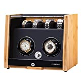 Watch Winder Made of Premium...