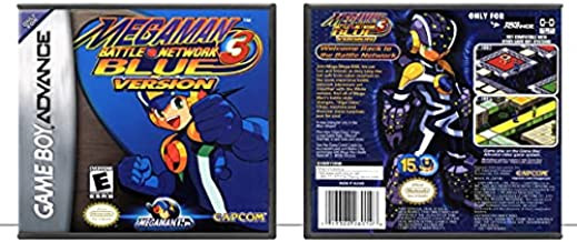 Mega Man Battle Network 3: Blue | Gameboy Advance - Game Case Only