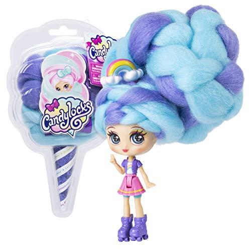 Candylocks 6052311 - Haarspielpuppen 7, 5 cm , sortierter Artikel