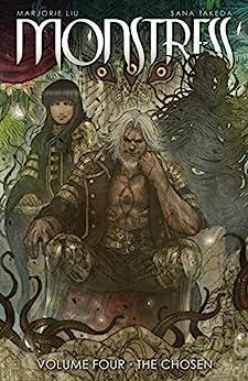 Monstress Vol. 4 by [Marjorie Liu, Sana Takeda]