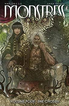 Monstress: Volume 4 by Marjorie Liu and Sana Takeda
