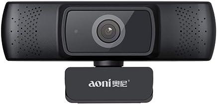 LJ2 Webcam, Webcam HD 1080P, Microfono Incorporato e Rotazione Orizzontale a 360 ° per videochiamate Widescreen e Formazione a Distanza per l'insegnamento Medico - Trova i prezzi più bassi