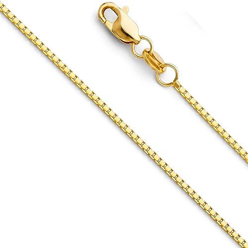 925 Gold Chain: Amazon com