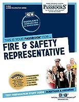 Fire & Safety Representative (Career Examination)