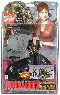 Resident Evil: Biohazard > Claire Redfield (Leather Jacket) (#5) Action Figure
