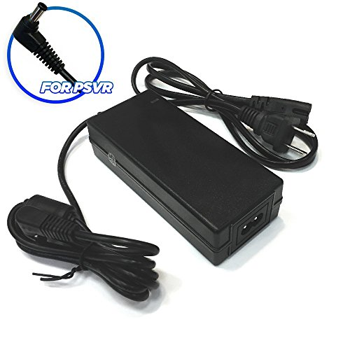 Old Skool Ac Dc Adapter Charger for Sony PlayStation VR virtual reality Headset Power Supply