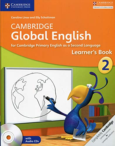 Cambridge Global English Stage 2 Learner's Book with Audio CDs (2): for Cambridge Primary English as a Second Language