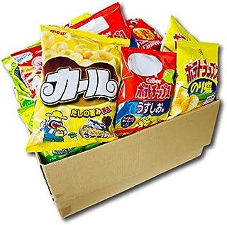 西日本限定「カール」が必ず入った! お菓子・人気駄菓子 超大盛り60袋詰め合わせセット
