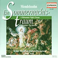 Midsummer-Complete/Hebrides Overture/&