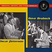 Dave Brubeck & Oscar Peterson